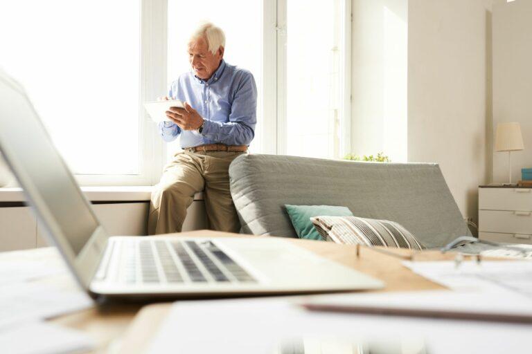 Remote patient monitoring for senior healthcare