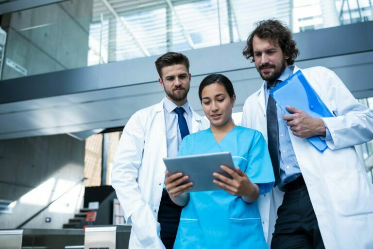 Doctors using telehealth and RPM in their practice
